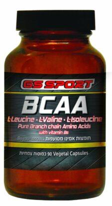 BCAA כשר 90 כמוסות G.S