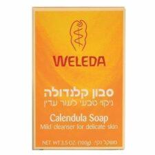 סבון קלנדולה וולדה