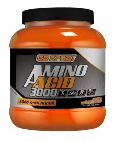אמינו אסיד 3000 G.S AMINO ACID טבליות 150