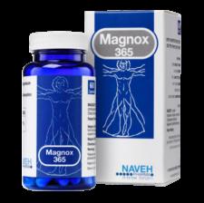 מגנוקס 365 60 כמוסות Magnox 365 נווה פארמה