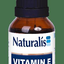 """שמן ויטמין E - נטורליס 30 מ""""ל (בתוקף 12/20)"""