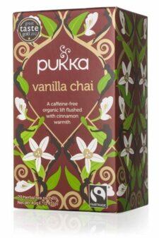 חליטת Pukka  Vanilla Chai