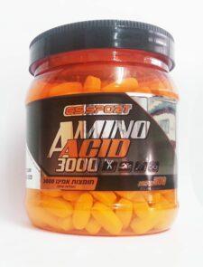 אמינו אסיד 3000  G.S AMINO ACID טבליות 300