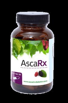 אסכרקס AscaRX - אסכרית 90 טבליות