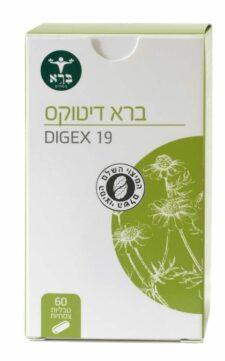דיטוקס DIGEX 19 ברא