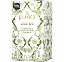 חליטת Pukka  Cleanse
