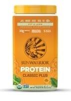 אבקת חלבון קלאסי פלוס בטעם אוריגינל 750 גרם SUNWARRIOR