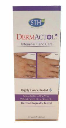 דרמקטול -קרם ידיים טיפולי אינטנסיבי DERMACTOL