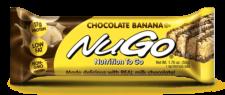 מארז 15 חטיפי נוגו NUGO  בטעם בננה