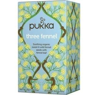 חליטת  Pukka Tree Fennel