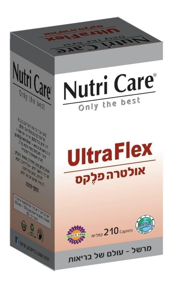אולטרה פלקס Ultra Flex נוטרי קר 210 קפליות