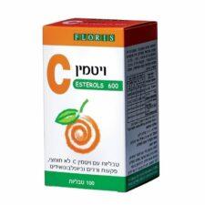 ויטמין FLORIS - ESTEROLS 600 C