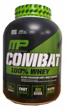 """אבקת חלבון בטעם קפוצ'ינו ללא גלוטן 2.269 ק""""ג Muscle Pharm"""